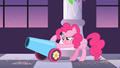 Pinkie Pie preparing her party cannon S2E09.png