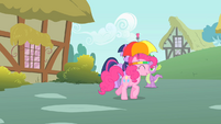 Pinkie Pie walks away S1E15