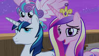 "Princess Cadance ""you were right, Twilight"" S7E22"