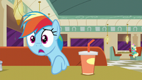 Rainbow --are you writing this down--- S6E9