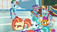 """Rainbow Dash """"what is the big deal?"""" S9E15"""
