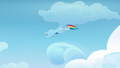 Rainbow Dash spiraling through the air S6E24.png