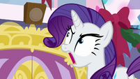 "Rarity ""now, if that is all"" BGES3"
