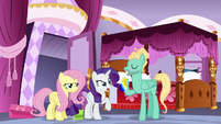 Rarity --this is just unacceptable!-- S6E11