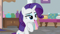 Rarity -if there's one thing I learned- S8E16
