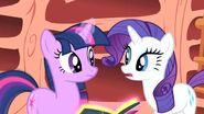 S01E16 Rarity mówi do Twilight