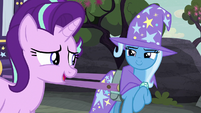 Starlight Glimmer --is that a promise--- S6E25