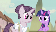 "Sugar Belle ""you look like you're friends"" S5E1"