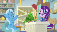 """Trixie """"well, message received!"""" S9E20"""