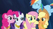 Twilight's friends feeling proud S4E02
