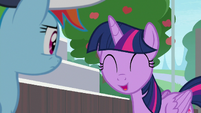 Twilight -don't know what you're talking about- S9E15