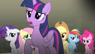 Twilight -nopony should keep you from your cutie mark- S5E1