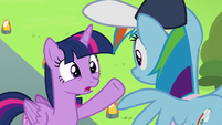 Twilight Sparkle --I was too busy watching Sky-- S6E24