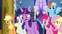 "Twilight offended by ""character"" comment S7E14"