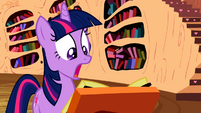 Twilight shocked by what she finds out about the cutie pox S2E06