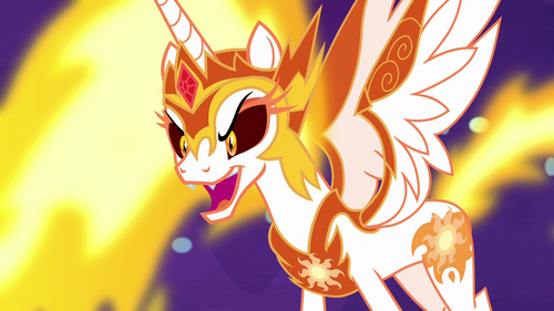 Daybreaker -you don't need anypony!- S7E10