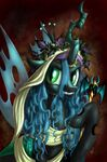 FIENDship is Magic Queen Chrysalis IDW teaser