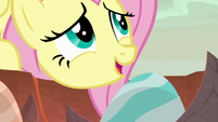 "Fluttershy ""a whole wide world out here"" S9E9"