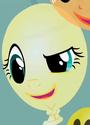 Fluttershy balloon ID S2E1
