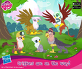 Griffons promo image MLP mobile game.png