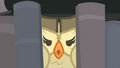 Owlowiscious hoots while in library shelf S4E23.png
