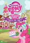 Pinkie Pie Party front cover