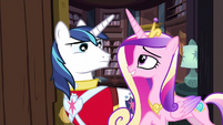 Princess Cadance let her go S2E25