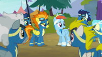 Rainbow Dash --spent my whole life trying-- S6E7