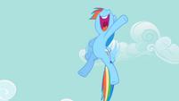 Rainbow Dash is here S2E8