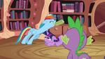 Rainbow Dash wants the book S2E16