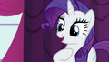 """Rarity """"created in honor of Princess Twilight"""" S5E14.png"""