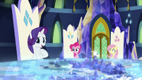 "Rarity ""teach however we want to?"" S8E2"