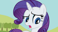 Rarity is reluctant S2E5