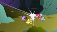 S01E07 Rainbow wystrzelona z jaskini