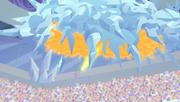 S04E24 Spike roztapia skałę lodową swoim płomiennym oddechem