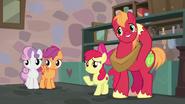 S07E08 Apple Bloom przedstawia Ligę