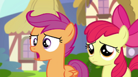 Scootaloo -This feels like a trick- S4E15