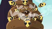 Swarm of bees S4E16