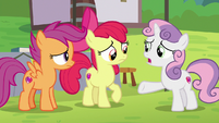 "Sweetie Belle ""remember how long it took us"" S7E21"
