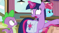 "Twilight ""paired together every week"" S9E16"