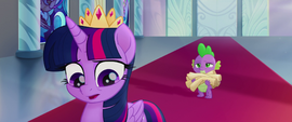 Twilight Sparkle afraid of being rejected MLPTM