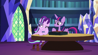 Twilight Sparkle feeling sorry for Starlight S7E24