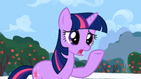 Twilight worried S02E15