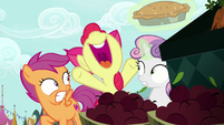 """Apple Bloom """"I'm gonna have a sister-in-law!"""" S9E23"""