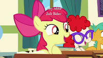 Apple Bloom --I'm finally old enough to race!-- S6E14