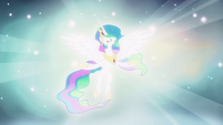 Celestia singing -fulfill your destiny- S03E13