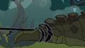Cragadile subdued by black vine S4E02.png