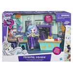 Equestria Girls Minis Principal Celestia Lessons and Laughs Class Set packaging