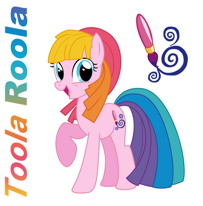 FANMADE Toola Roola by artist-familyof6