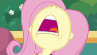 Fluttershy screaming in terror EGROF